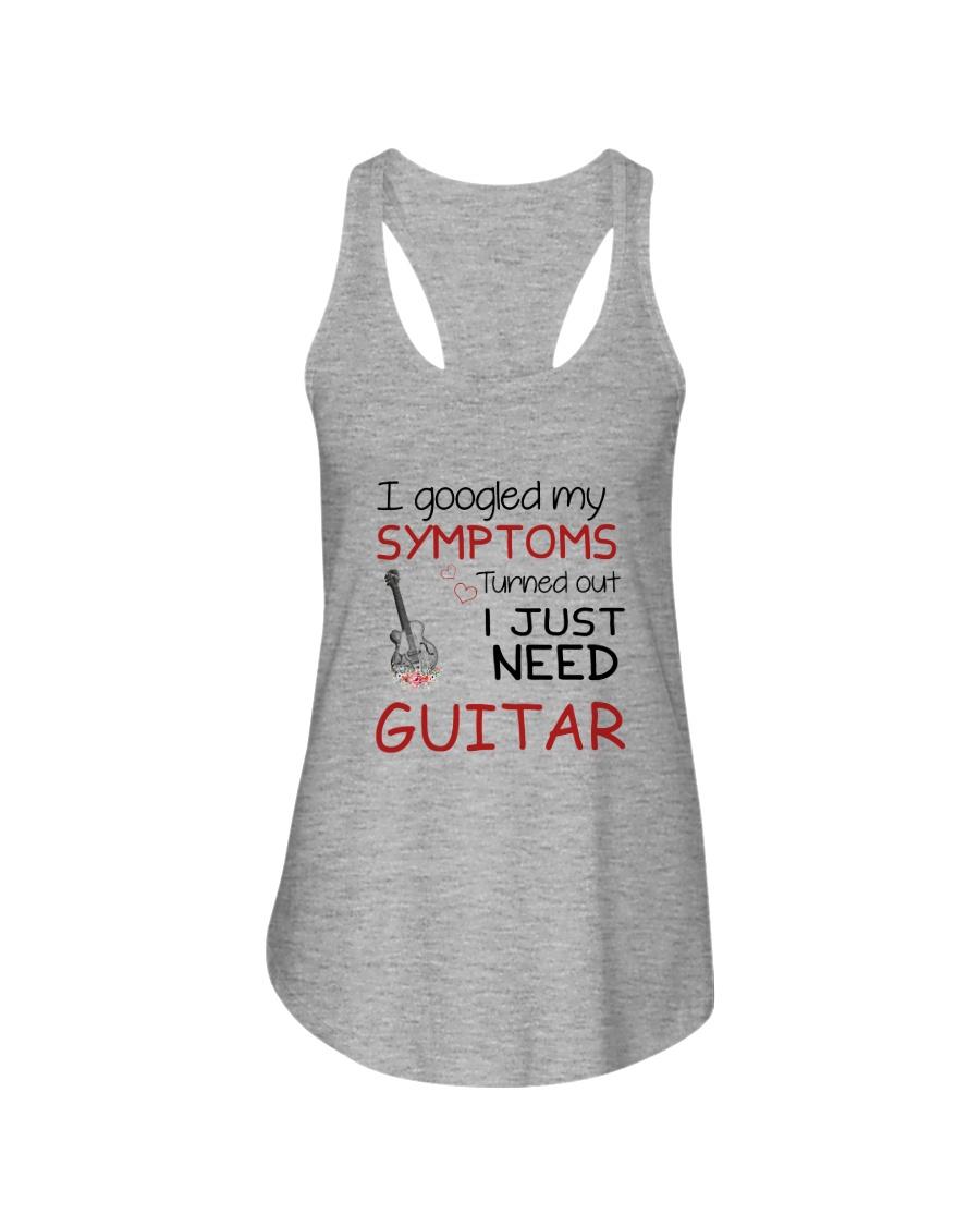 Guitar Need 2304 Ladies Flowy Tank