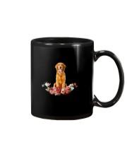 Golden Retriever Love Woman 2104 Mug thumbnail