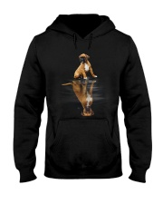 Boxer In Dream Hooded Sweatshirt tile
