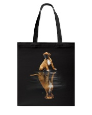 Boxer In Dream Tote Bag thumbnail