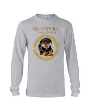 Rottweiler Rule Long Sleeve Tee thumbnail
