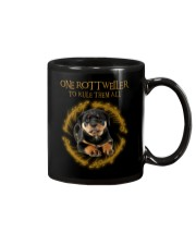 Rottweiler Rule Mug thumbnail