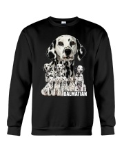 Dalmatian Awesome Crewneck Sweatshirt thumbnail