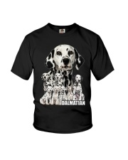 Dalmatian Awesome Youth T-Shirt tile