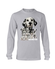 Dalmatian Awesome Long Sleeve Tee thumbnail