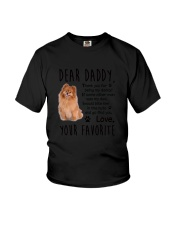 Pomeranian Daddy Favorite 1805 Youth T-Shirt tile