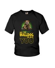 Bulldog With You 2504 Youth T-Shirt thumbnail