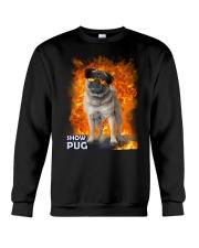Pug Show 1306 Crewneck Sweatshirt thumbnail
