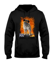 Pug Show 1306 Hooded Sweatshirt tile