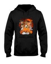 ZEUS - American Pit Bull Terrier Halloween New Hooded Sweatshirt thumbnail