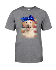 Labrador Retriever USA 0606 Classic T-Shirt front