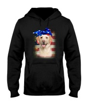 Labrador Retriever USA 0606 Hooded Sweatshirt thumbnail