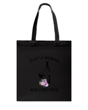 Wine Love Woman 2104 Tote Bag thumbnail