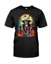 Doberman Pinscher Dracula - 2208 - 25 Classic T-Shirt thumbnail