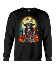 Doberman Pinscher Dracula - 2208 - 25 Crewneck Sweatshirt front