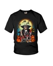 Doberman Pinscher Dracula - 2208 - 25 Youth T-Shirt thumbnail