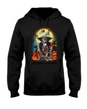 Doberman Pinscher Dracula - 2208 - 25 Hooded Sweatshirt thumbnail