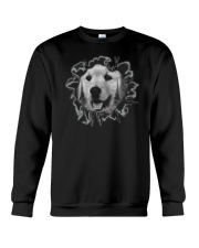 Golden Retriever Cool Crewneck Sweatshirt thumbnail