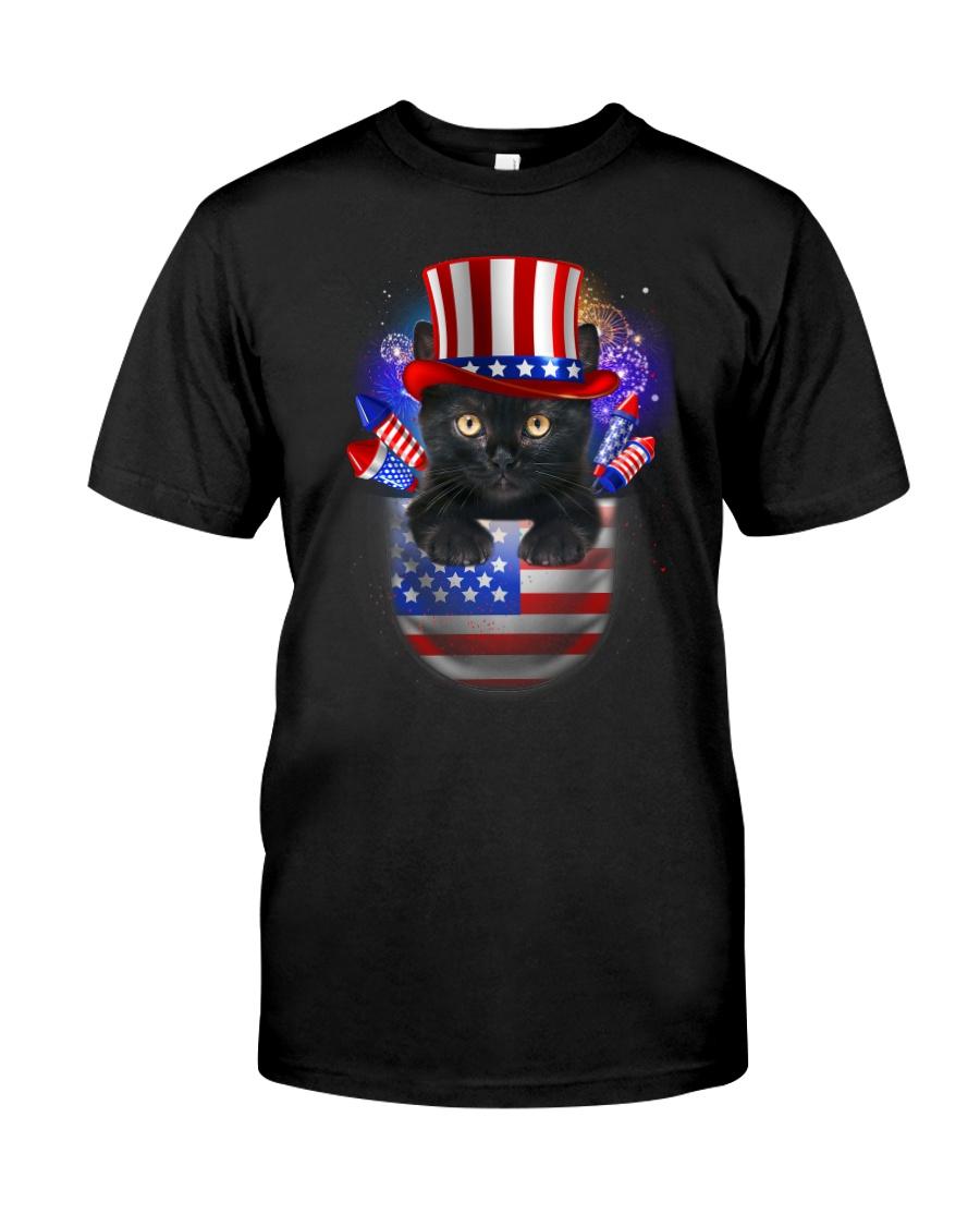 Cat Proud 0106 Classic T-Shirt