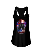 Cat Proud 0106 Ladies Flowy Tank thumbnail