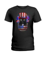 Cat Proud 0106 Ladies T-Shirt thumbnail
