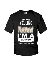 GAEA - Cat Mom 0304 Youth T-Shirt thumbnail