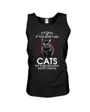 GAEA - Cats It's Okay 0904 Unisex Tank thumbnail