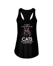 GAEA - Cats It's Okay 0904 Ladies Flowy Tank thumbnail