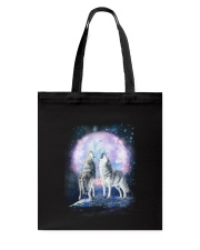 Wolf Moon Bling 0205 Tote Bag thumbnail