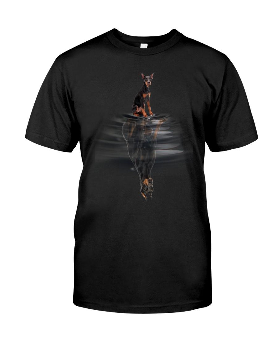 Doberman Pinscher Dream Classic T-Shirt