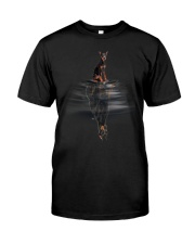 Doberman Pinscher Dream Classic T-Shirt front