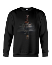 Doberman Pinscher Dream Crewneck Sweatshirt thumbnail
