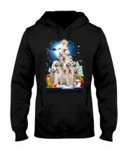 GAEA - Great Pyrenees Pine - 1810 - 101 Hooded Sweatshirt front