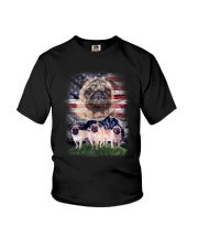 Pug Proud 0806 Youth T-Shirt tile
