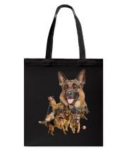 GAEA - German Shepherd Running - 1203 Tote Bag thumbnail