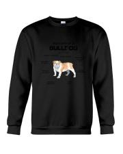 Bulldog Anatomy 2505 Crewneck Sweatshirt thumbnail