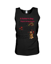 Dogue de Bordeaux Poem 0506 Unisex Tank thumbnail