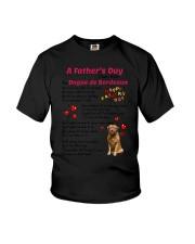 Dogue de Bordeaux Poem 0506 Youth T-Shirt tile