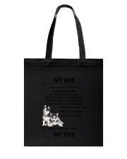 Siberian Husky My Dad 0506 Tote Bag thumbnail