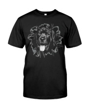 Rottweiler Cool Classic T-Shirt front