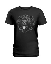 Rottweiler Cool Ladies T-Shirt thumbnail