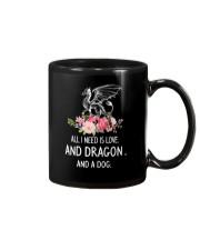 Dragon And Dog 2304 Mug thumbnail