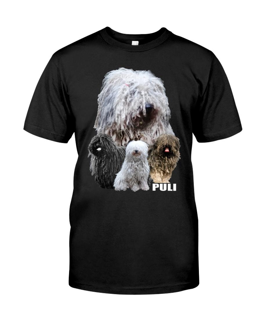 Puli Awesome Classic T-Shirt