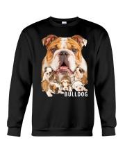 Bulldog Awesome Crewneck Sweatshirt thumbnail