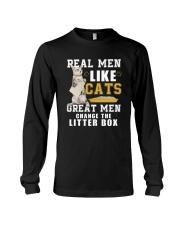 Cat Great Man 2504 Long Sleeve Tee thumbnail