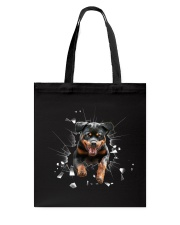 Rottweiler Break Tote Bag thumbnail
