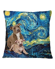 American Staffordshire Terrier Star 2604 Square Pillowcase thumbnail