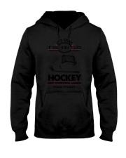 Hockey Good Choices 2504 Hooded Sweatshirt thumbnail