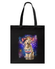 Golden Retriever Independence 0606 Tote Bag thumbnail