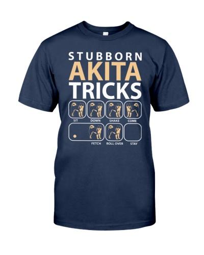 Akita Tricks